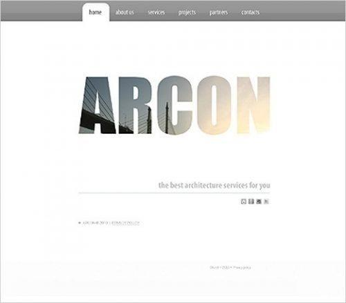 Минимализм в дизайне сайтов